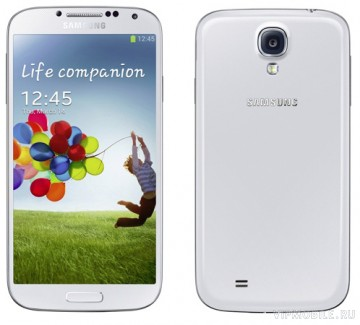Samsung GT-i9500 Galaxy S IV 16Gb White (белый)