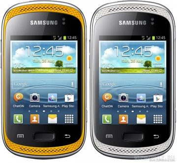 Samsung GT-S6012 Galaxy Music Duos