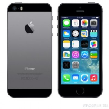 Apple iPhone 5S 16Gb (A1530) Space Gray (черный)