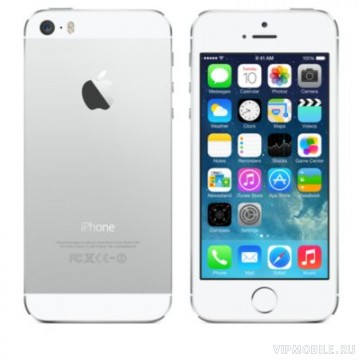 Apple iPhone 5S 32Gb (A1530) Silver (белый)