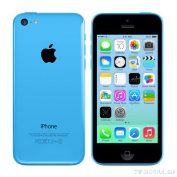 Apple iPhone 5C 32Gb (A1529) Blue (голубой)