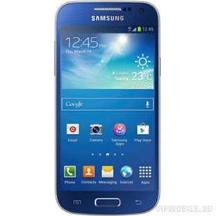 Samsung GT-I9195 Galaxy S4 mini Blue (синий)