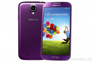 Samsung GT-i9500 Galaxy S IV 16Gb Purple (фиолетовый)