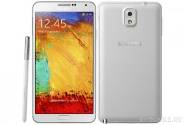 Samsung SM-N9000 32Gb Galaxy Note 3 White (белый) [РосТест]