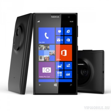 Nokia Lumia 1020 Black (черный)