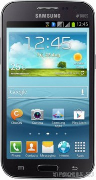 Samsung GT-I8552 Galaxy Win Duos Grey (серый)