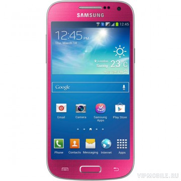 Samsung GT-I9192 Galaxy S4 mini Duos Pink (розовый) [РосТест]