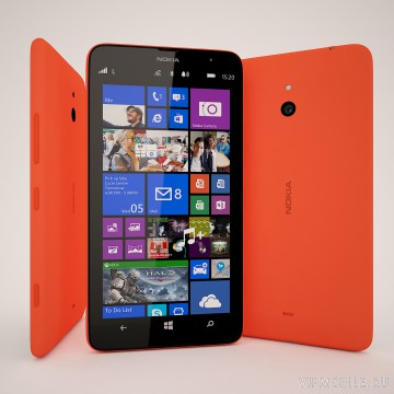 Nokia Lumia 1320 Orange (оранжевый)