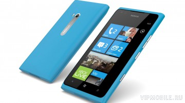 Nokia Lumia 720 Blue (синий) [РосТест]