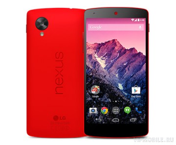 LG D821 Nexus 5 16Gb Red (красный)