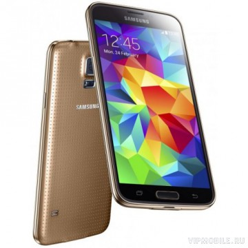 Samsung SM-G900i Galaxy S5 32Gb LTE Gold (золотой)