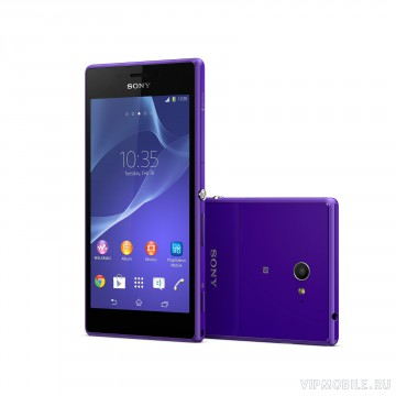 Sony Xperia M2 LTE D2305 Purple (сиреневый)