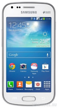 Samsung GT-S7582 Galaxy S Duos 2 White (белый)