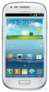 Samsung GT-i8190 Galaxy S III mini 8Gb White (белый) [РосТест]