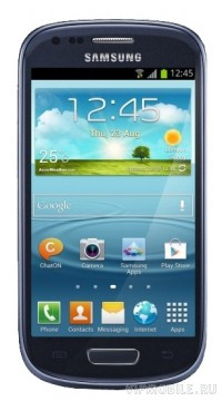 Samsung GT-I8200N 8Gb Galaxy S III mini Value Edition Blue (синий)