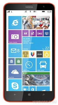 Nokia Lumia 1320 Red (красный)