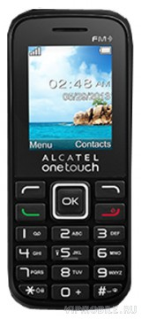Alcatel OneTouch 1040D  [РосТест]