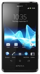 Sony Xperia T Black (черный)