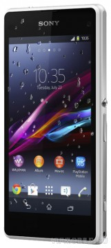 Sony Xperia Z1 Compact LTE D5503 White (белый) [РосТест]