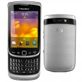 BlackBerry 9810 Torch Silver