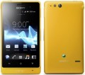 Sony Xperia go ST27i Yellow (желтый) [РосТест]