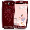 Samsung GT-I9192 Galaxy S4 mini Duos Red LaFleur (красный ля-флёр) [РосТест]